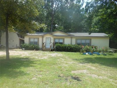 Montgomery Single Family Home For Sale: 24783 Shady Oaks Boulevard