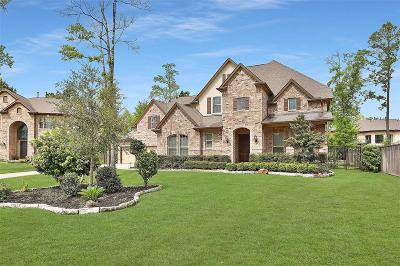 Single Family Home For Sale: 124 Grove Clover Lane