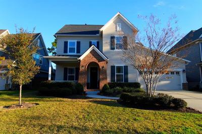 Montgomery Single Family Home For Sale: 192 Cherry Oak Lane