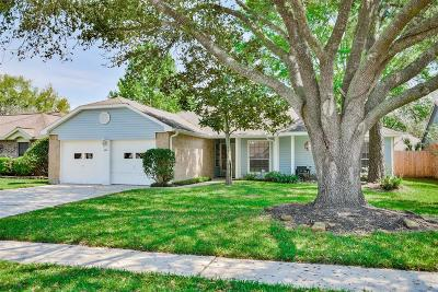 League City Single Family Home For Sale: 604 Spring Breeze Street