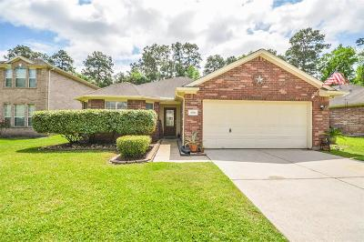 Humble Single Family Home For Sale: 8206 Silver Lure Drive