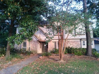Humble Single Family Home For Sale: 19902 Hickory Wind Drive