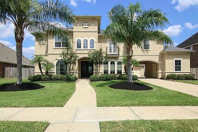 Pearland Single Family Home For Sale: 1411 Garden Glen Lane