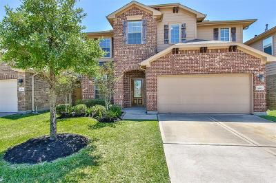 Katy Single Family Home For Sale: 26911 Harwood Heights Drive