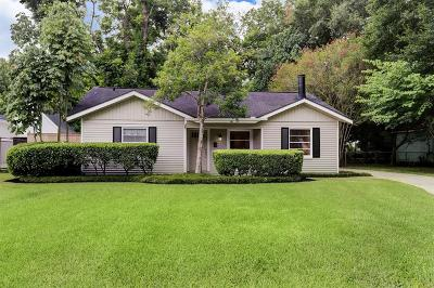 Harris County Rental For Rent: 219 W 34th Street