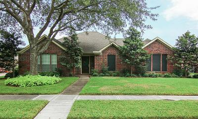 Pearland Single Family Home For Sale: 2612 John Street