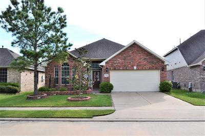 Katy Single Family Home For Sale: 1906 Lenora Court