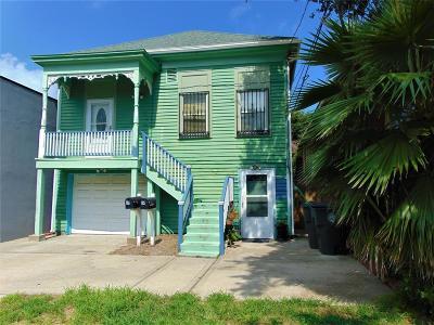 Galveston Multi Family Home For Sale: 1512 21st Street