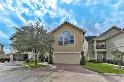 Houston Single Family Home For Sale: 1491 Silverado Drive