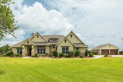 Brazoria County Single Family Home For Sale: 914 Sunset Trl