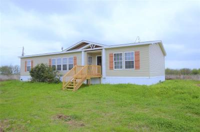 Burleson County Single Family Home Pending: 14888 County Road 443 Road