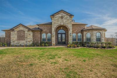 Waller Single Family Home For Sale: 17530 Kickapoo Road