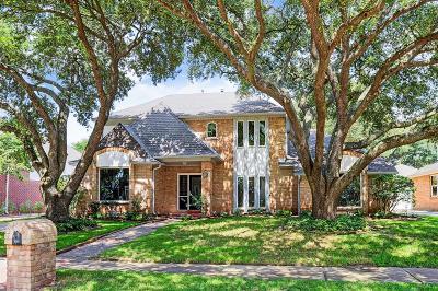 Houston Single Family Home For Sale: 11810 Castle Ridge Drive