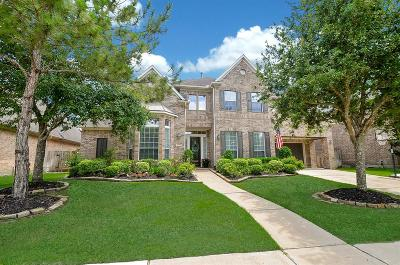 Katy Single Family Home For Sale: 25707 Oakton Springs Drive