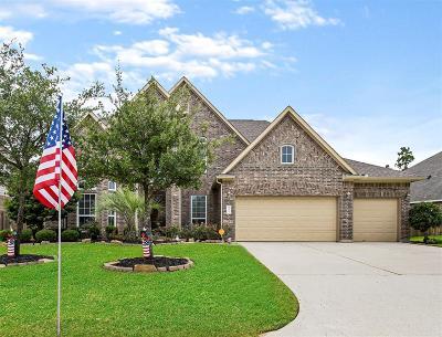 Spring Single Family Home For Sale: 25222 Gaddis Oaks Drive