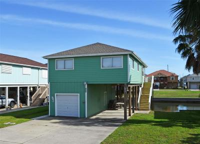 Galveston Single Family Home For Sale: 22117 Zapata
