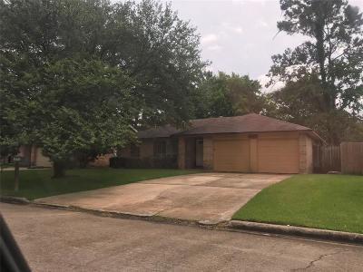 Humble Single Family Home For Sale: 15310 Morning Dove Drive