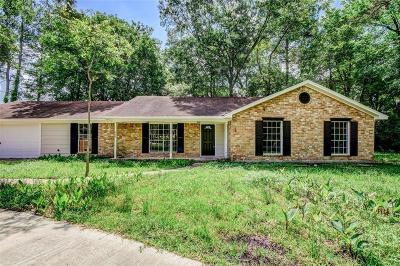 Conroe Single Family Home For Sale: 580 Brandon Road