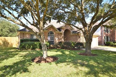League City TX Single Family Home For Sale: $289,300