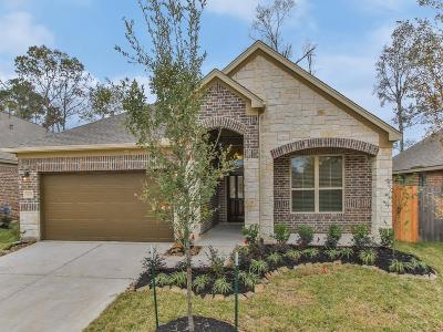 New Caney Single Family Home For Sale: 18718 Leesville Drive