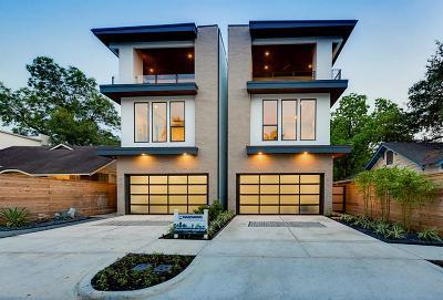 Houston Single Family Home For Sale: 919 Peden Street