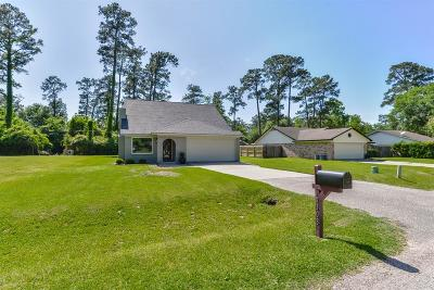 Conroe Single Family Home For Sale: 10303 Kerr Lane