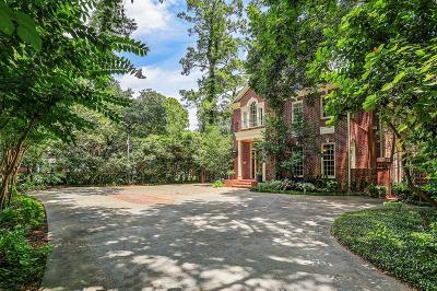 Houston Single Family Home For Sale: 11560 Raintree Circle