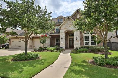 Katy Single Family Home For Sale: 3307 Wrangler Sky Court