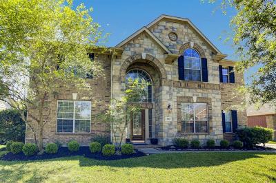 Rosharon Single Family Home For Sale: 13910 Autumn Grove Court