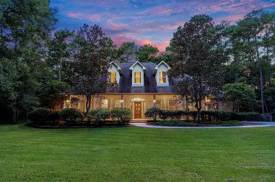 Magnolia Single Family Home For Sale: 32027 Spinnaker Run
