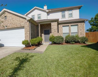 Single Family Home For Sale: 15407 Liberty Falls Court