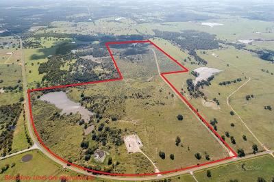 Lee County Country Home/Acreage For Sale: Tbd (201.286 Acres) Fm 1697