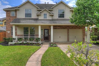 Katy Single Family Home For Sale: 24019 Clover Trail Trail