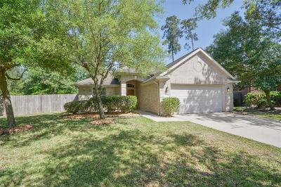 Kingwood Single Family Home For Sale: 26844 Calgary Pointe Drive