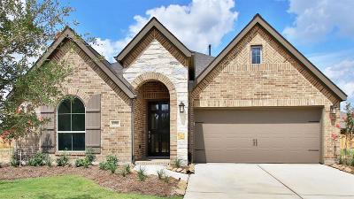 Cypress Single Family Home For Sale: 13718 Brahman Valley Court