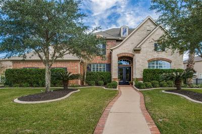 Katy Single Family Home For Sale: 6515 Indiangrass Lane