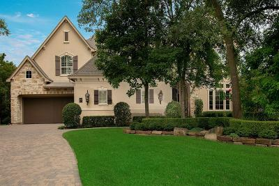 The Woodlands Single Family Home For Sale: 27 Player Point Drive