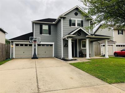 Pasadena Single Family Home For Sale: 4118 Dogwood Hill Street