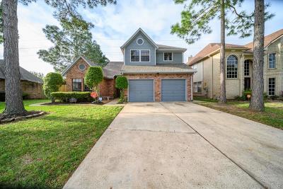 Pasadena Single Family Home For Sale: 3747 Pine Cone Trail