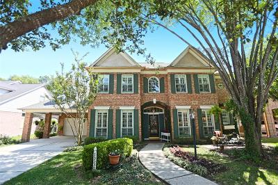 Tomball Single Family Home For Sale: 15530 Rue Montebello Drive