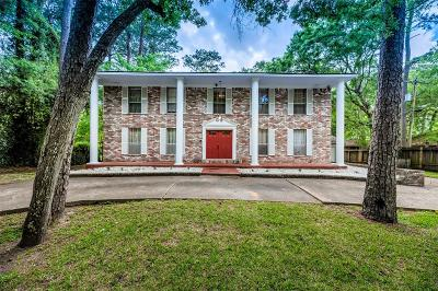 Dickinson Single Family Home For Sale: 3304 Maple Drive