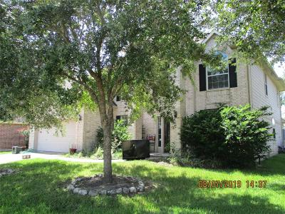 Friendswood Single Family Home For Sale: 4442 Chestnut Circle