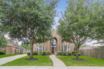 Katy Single Family Home For Sale: 26702 Wild Orchard Lane