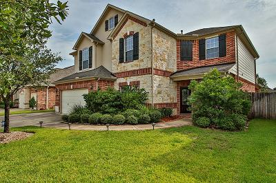 Tomball Single Family Home For Sale: 17314 Elverson Oaks Drive
