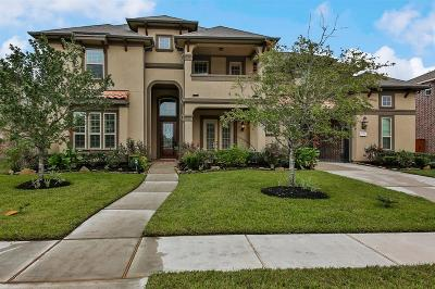 Southern Trails Single Family Home For Sale: 11906 Linden Walk Lane