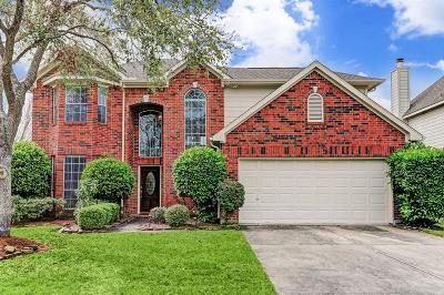 Pearland Single Family Home For Sale: 3308 Autumn Forest Drive