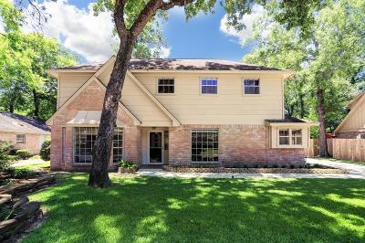 Kingwood Single Family Home For Sale: 2038 Pine River Drive