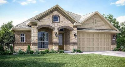 Crosby Single Family Home For Sale: 622 Companion Drive