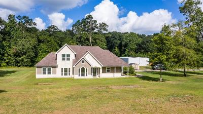 Single Family Home For Sale: 299 County Road 6502 W