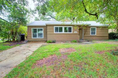 Houston Single Family Home For Sale: 9401 Cathedral Drive